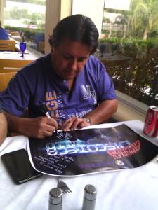 Los Ángeles Negros. Discoteca 2010