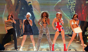 Spice Girls. Acceso total
