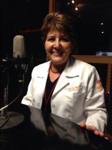 Dra Laura Moreno Sierra Endocrinologa del CAE Centro de Alta Especialidad 2