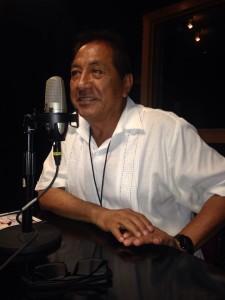 Maestro Arturo García Solís Director del Ballet Folclórico de la UV.